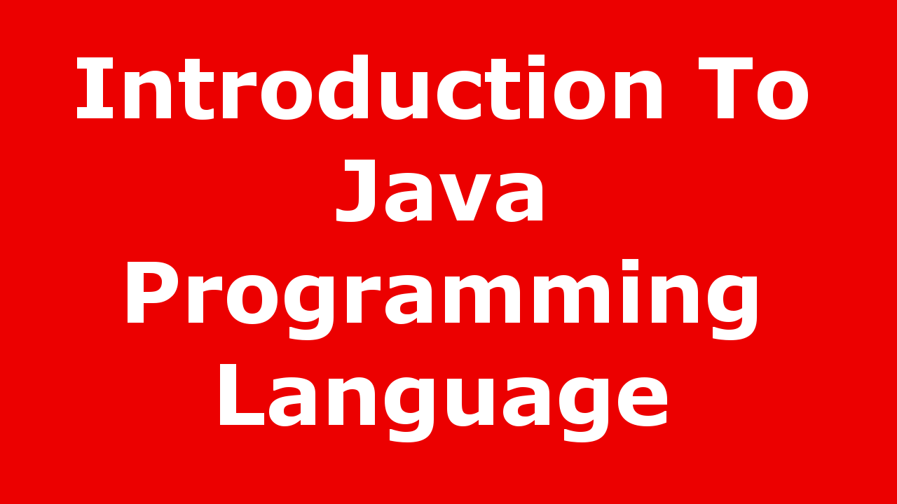 Introduction To Java Programming Basics - Code Loop