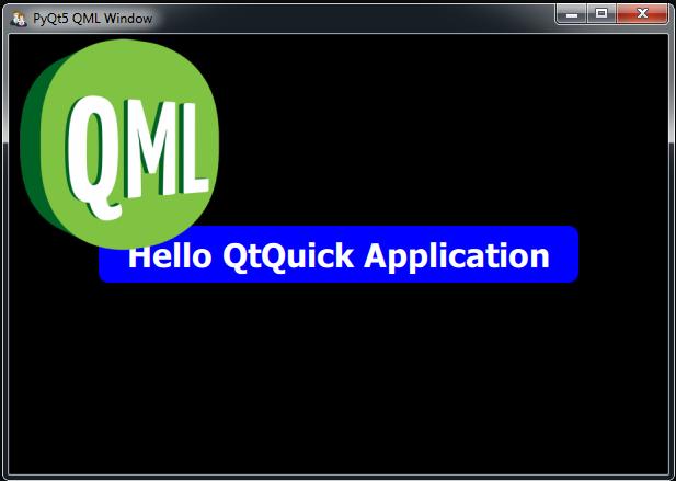 PyQt5 QtQuick Loading Image In Window - Code Loop