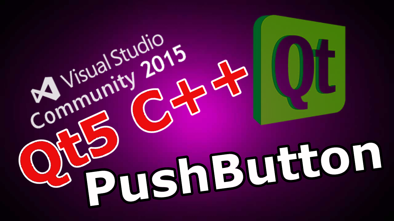 Qt5 QPushButton With Signal And Slots - Code Loop