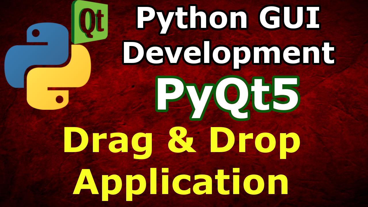 PyQt5 Tutorials Archives - Code Loop